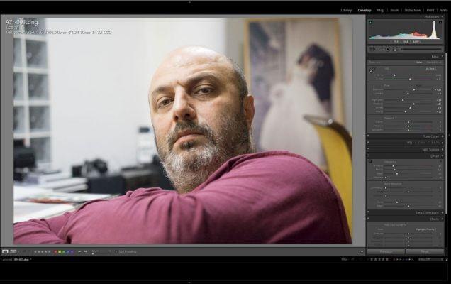 Sony A7R ile tanışma