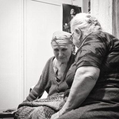 Annem ve teyzem