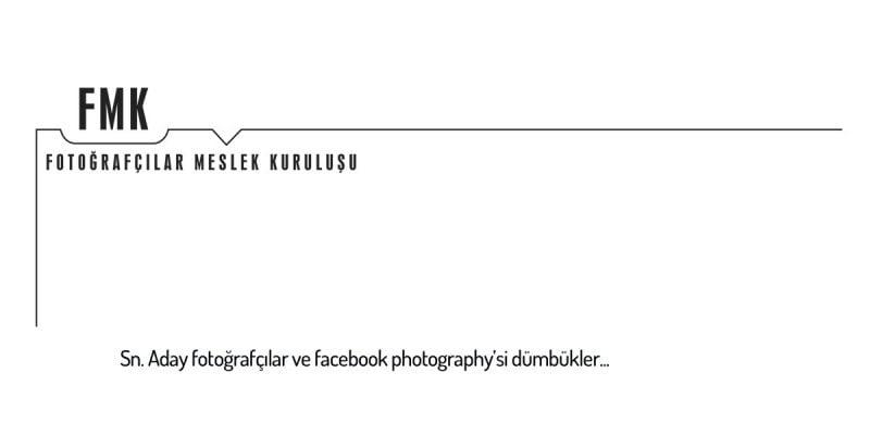 Aday Fotoğrafçı, FMK ve Feysbuk üzerine | Mustafa Turgut