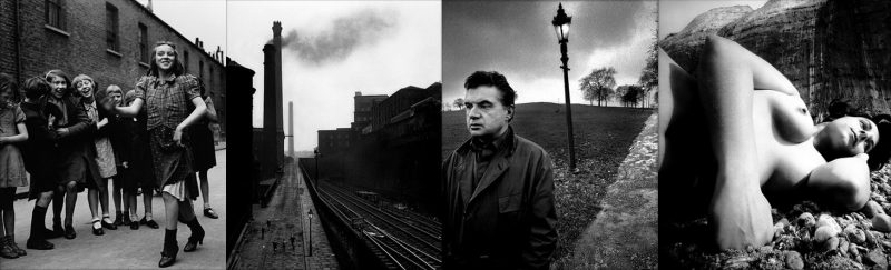 Bill Brandt, Francis Bacon portresi, Photography'ler ve Kompozisyon Yaklaşımı | Mustafa Turgut