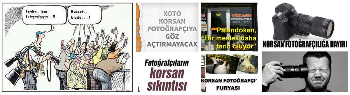Korsan Fotoğrafçı üzerine bir yazışma | Mustafa Turgut