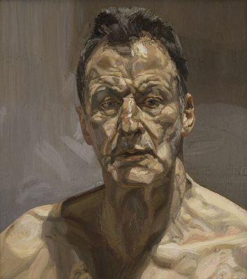 Lucian Freud, Selfportre