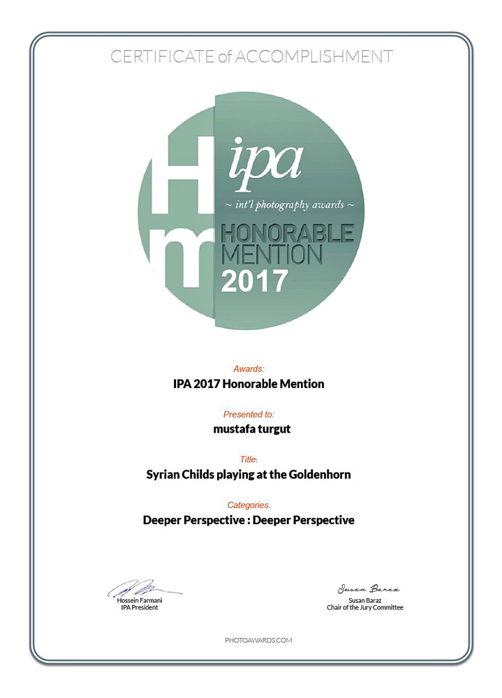 IPA, Deeper Perspektive | sertifika
