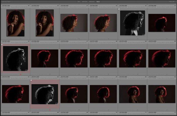 Profesyonel Fotoğrafçılık Eğitimi | Low Key ve Nü