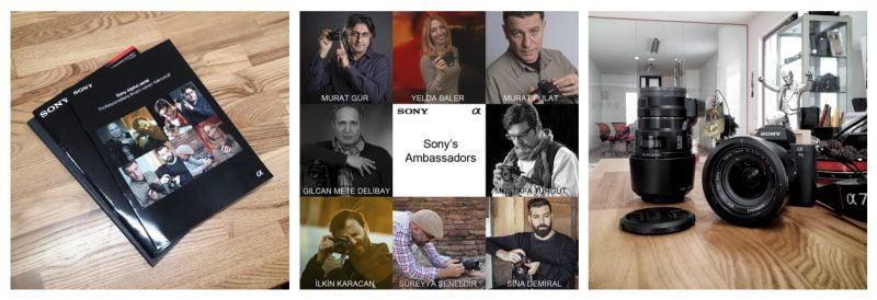 Sony Türkiye ve Sony Ambassadorları..